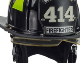 Honeywell EV1 Traditional Fire Helmet I Fuego Fire Center