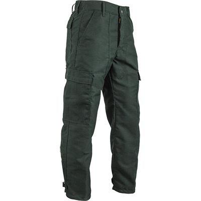 Crew Boss Nomex IIIA 6.8 oz Classic Brush Pants (Green), CrewBoss | Fuego Fire Center