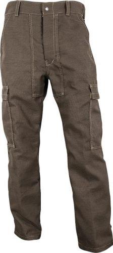 Pioneer 6.6 oz Classic Brush Pants (Khaki), CrewBoss | Fuego Fire Center