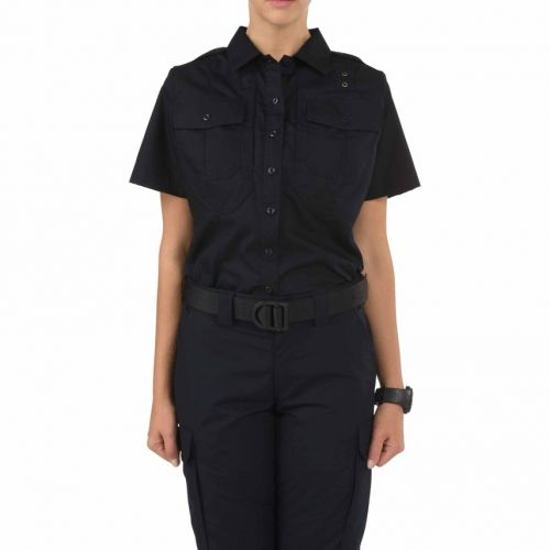 5.11 Tactical Women's Taclite PDU Shirt I Fuego Fire Center