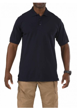 Pflugerville 5.11 Tactical Professional Short Sleeve Polo with Embroidery | Fuego Fire Center