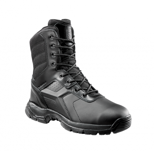 """Black Diamond 8"""" Waterproof Tactical Boot- Side Zip Non-Safety"""