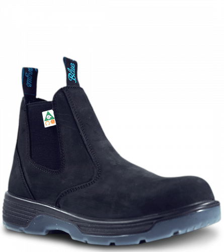 Blue Tongue Fire Boot 