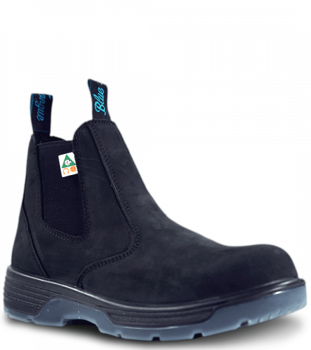Blue Tongue Station Boots (Composite Toe) | Fuego Fire Center