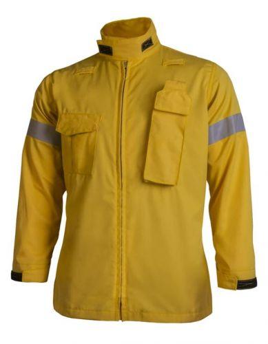 Crew Boss S362/S469 Yellow Wildland Calfire Interim Jacket