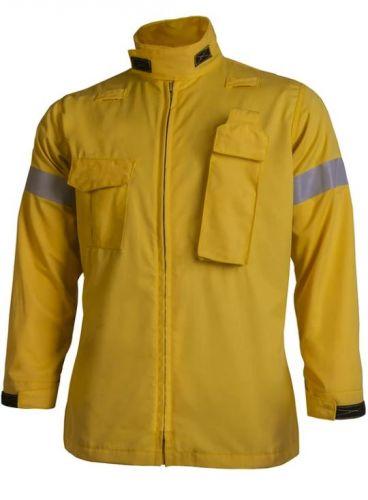 Crew Boss S362/S469 Yellow Wildland Gen II Response Jacket