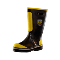 Fire-Dex FDRX 100 Rubber Fire Boots | Fuego Fire Center