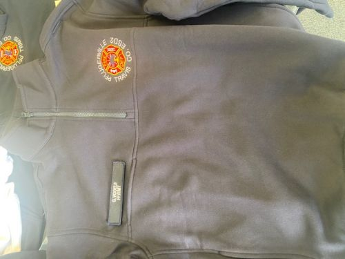 5.11 1/4 Zip Job Shirt | Fuego Fire Center