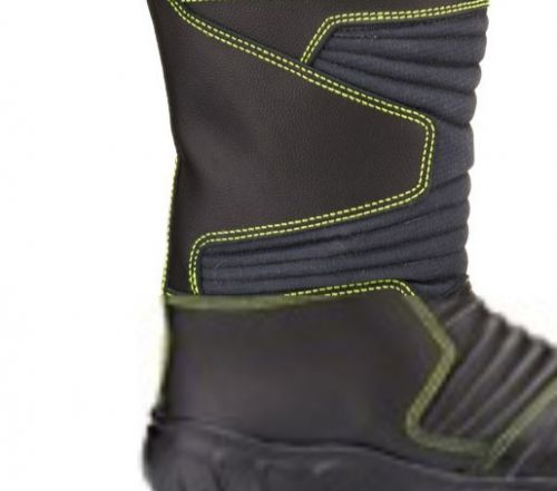 "Globe Supraflex 14"" Pull-on Fire Structural Boots I Fuego Fire Center - Heel"