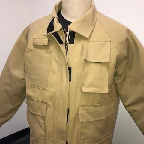 Fire Fighter Winter Turnout Jacket I Fuego Fire Center