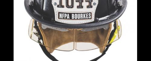 Cairns Black 1044 Traditional Composite Fire Helmet I NFPA, OSHA I Fuego Fire Center