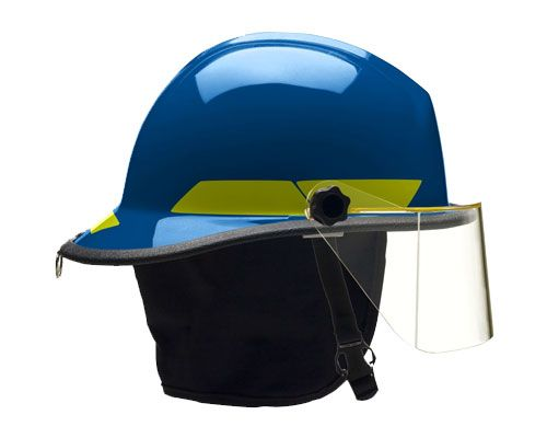 Bullard PX Series Fire Helmet, The Leader in NFPA1851 Services
