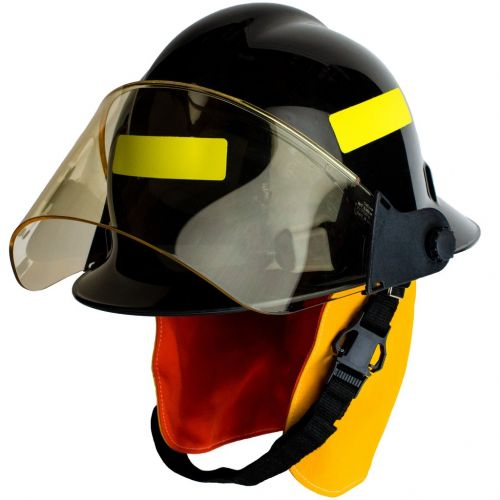 Designed to give superior head safety protection with the comfort and wear ability that has always distinguished the First Due Firefighter helmet line.