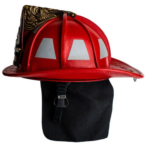 Phenix Technology TL-2 Tradtional Leather Fire Helmet