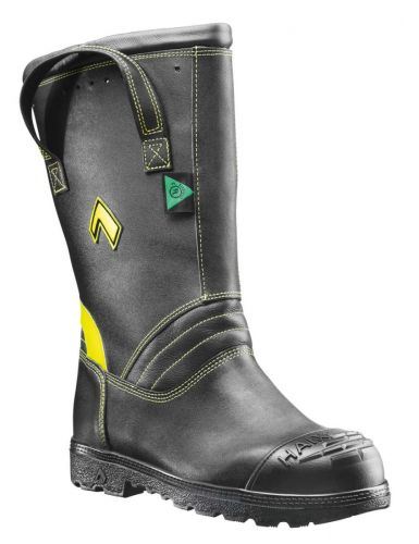 Haix Fire Hunter XTREME Structural Leather Firefighting Boot