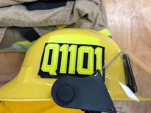 Helmet ID Tags (Set of Two)