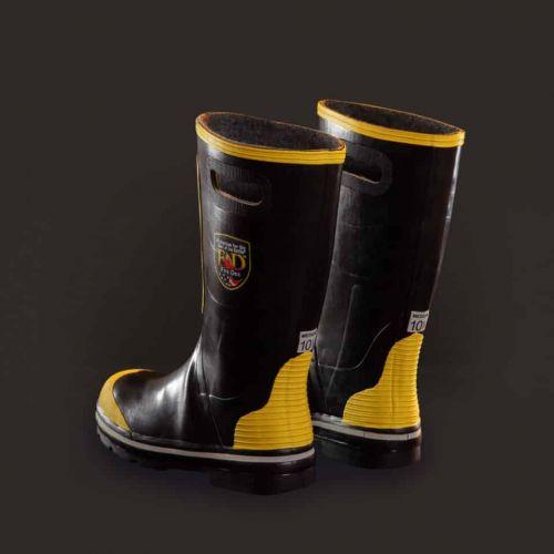 Fire-Dex Rubber Boot, NFPA 1971