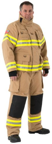 Viking Fire Fighter Bunker Gear Turnout Pants I Fuego Fire Center