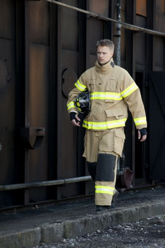 Viking Fire Fighter Bunker Gear Coat I Fuego Fire Center - Fire Fighter