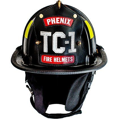 Phenix Technology TC-1 Traditional Composite Firefighter Helmet