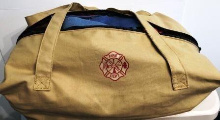 Fire Fighter Carry All Bag I Bunker Gear Duffel Bag I Fuego Fire Center