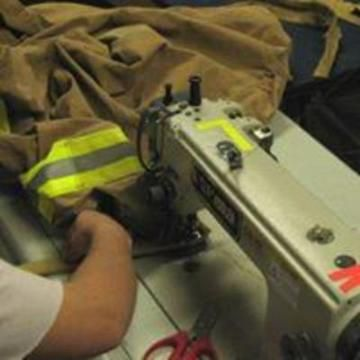 Fire Fighter Turnout Gear Alterations I Cleaning & Inspections I Fuego Fire Center