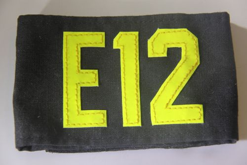 Firefighter Arm Band IDs I Fuego Fire Center