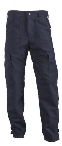 Crew Boss 6 oz Nomex IIIA Twill Navy Blue Wildland Classic Dual Cert Fire Pant