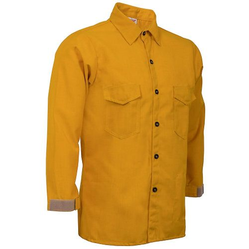 Crew Boss Traditional Brush Wildland Shirt- 6.0 oz Nomex