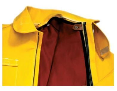 Crew Boss FR Button Tecasafe Plus Liner Wildland Brush Coat