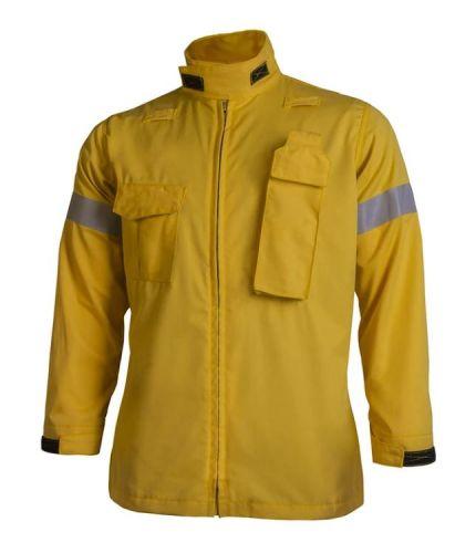 Crew Boss 7.0 oz Sigma 4 Star Nomex IIIA Yellow Wildland Gen II Response Jacket