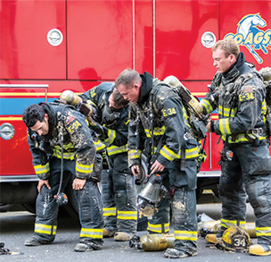 Cancer Risk in Firefighting - Blog Post 4